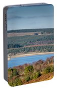 Kielder Dam And Valve Tower Portable Battery Charger