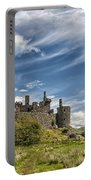 Kilchurn Castle 01 Portable Battery Charger
