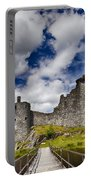 Kilchurn Castle Scotland Portable Battery Charger