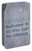 Kilkenny Hurling Monument, Kilkenny Portable Battery Charger