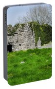 Kilmore Church Ruins - Founded By St Patrick - Ballina Co Mayo Portable Battery Charger