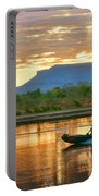 Kimberley Dawning Portable Battery Charger by Holly Kempe
