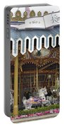 King Arthur Carrousel Fantasyland Disneyland Portable Battery Charger