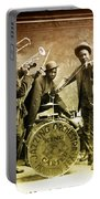 King Carter Jazzing Orchestra Portable Battery Charger