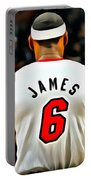 King James Portable Battery Charger