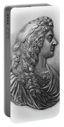 King James II Of England (1633-1701) Portable Battery Charger