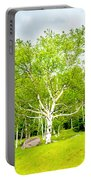 King Of The Birch Portable Battery Charger