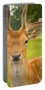 King Of The Spotted Deers Portable Battery Charger