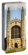 King's College Chapel Portable Battery Charger
