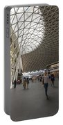 Kings Cross Portable Battery Charger