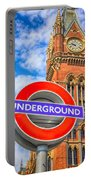 Kings Cross Underground Portable Battery Charger