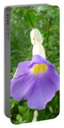 King's Mantle Flower  6 Portable Battery Charger