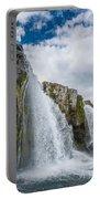 Kirkjufellsfoss Waterfalls, Church Portable Battery Charger
