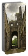 Kirkstall Abbey Portable Battery Charger