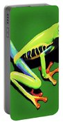 Kiss Me Portable Battery Charger
