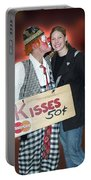 Kisses Portable Battery Charger