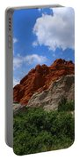 Kissing Camels - Garden Of The Gods Portable Battery Charger