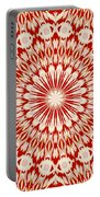 Kissing Fish Kaleidoscope Portable Battery Charger