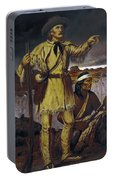 Kit Carson (1809-1868) Portable Battery Charger
