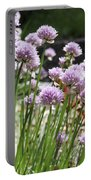 Kitchen Garden Chives Portable Battery Charger