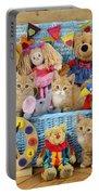 Kitten Dress Box Ck526 Portable Battery Charger