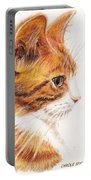 Kitty Kat Iphone Cases Smart Phones Cells And Mobile Cases Carole Spandau Cbs Art 338 Portable Battery Charger