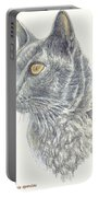 Kitty Kat Iphone Cases Smart Phones Cells And Mobile Cases Carole Spandau Cbs Art 347 Portable Battery Charger