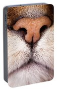 Kitty Nose  Portable Battery Charger