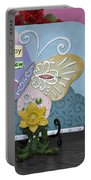 Kitty Says Every Day Is A New Beginning Portable Battery Charger
