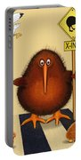 Kiwi Birds Crossing Portable Battery Charger