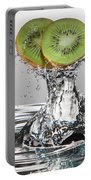 Kiwi Freshsplash Portable Battery Charger by Steve Gadomski