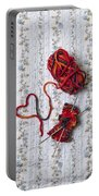 Knitted With Love Portable Battery Charger
