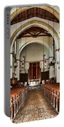 Knowles Memorial Chapel Rollins College 2 By Diana Sainz Portable Battery Charger