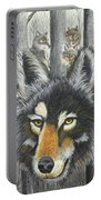 Knoxville Wolves Portable Battery Charger
