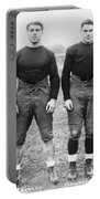 Knute Rockne's Backfield Portable Battery Charger