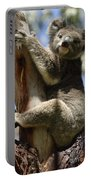 Koala Portable Battery Charger by Bob Christopher