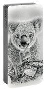 Koala Oxley Twinkles Portable Battery Charger