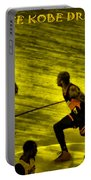 Kobe Lakers Portable Battery Charger