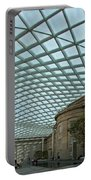 Kogod Courtyard #2 Portable Battery Charger