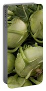 Kohlrabi Portable Battery Charger