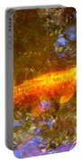 Koi Fish 2 Portable Battery Charger