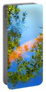 Koi Fish 3 Portable Battery Charger