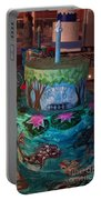 Missouri Botanical Garden Stl250 Cakeway To The West 2 Portable Battery Charger