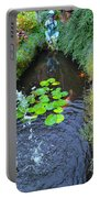 Koi Fountain Portable Battery Charger