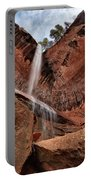 Kolob Canyons Falling Waters Portable Battery Charger