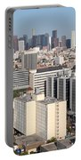 Koreatown Area Of Los Angeles California Portable Battery Charger