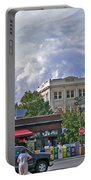 Kress Building Asheville Portable Battery Charger