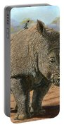 Kruger White Rhino Portable Battery Charger