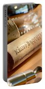 Krupp Brothers Uncorked Portable Battery Charger