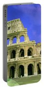K.straiton Colosseum, Rome Portable Battery Charger